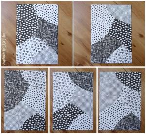 Modische Muster2