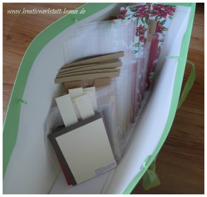 stampin up materialpakete