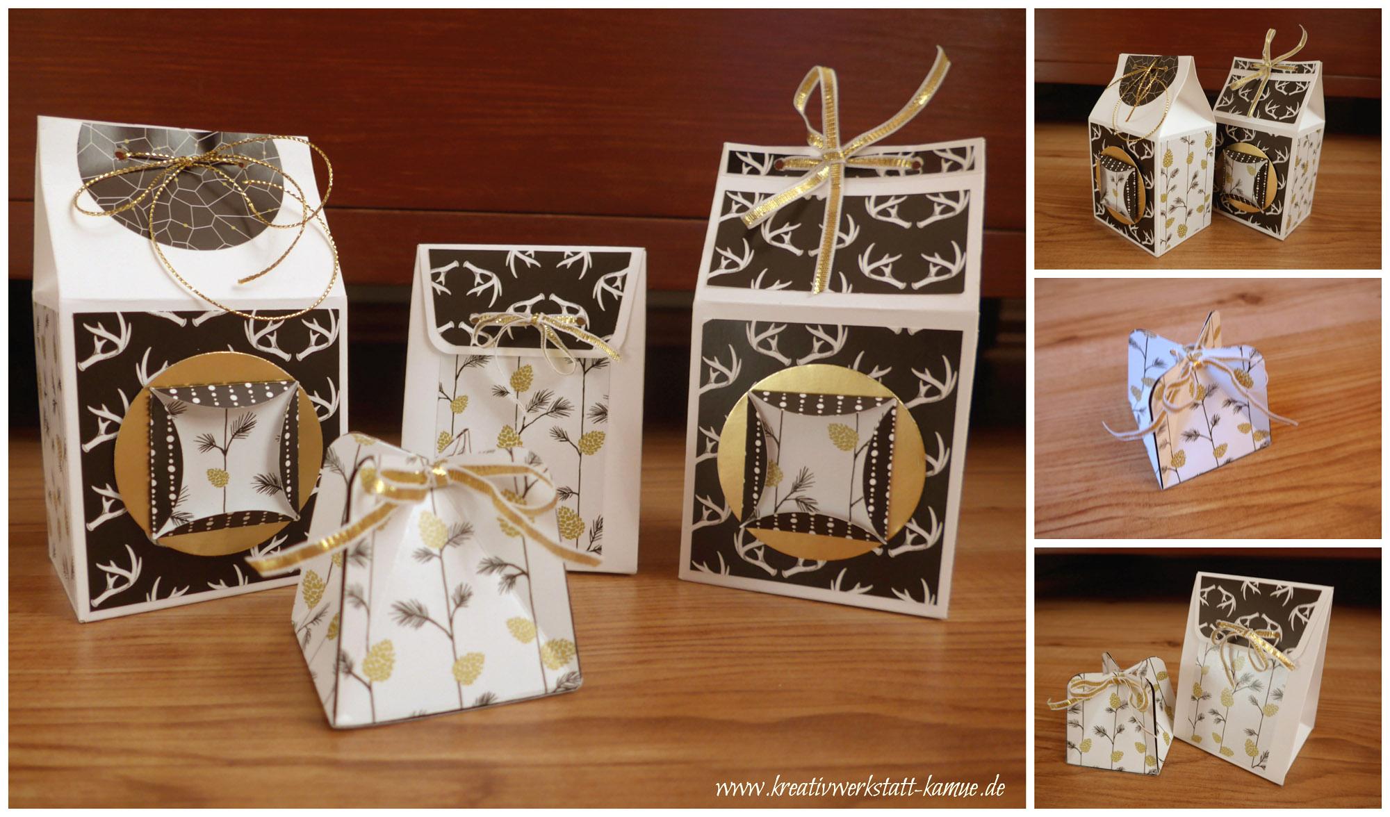 weihnachtliche verpackungen mit anleitung teil3. Black Bedroom Furniture Sets. Home Design Ideas