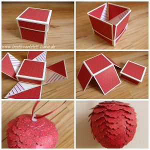 stampin up Explosionsbox pine cone2