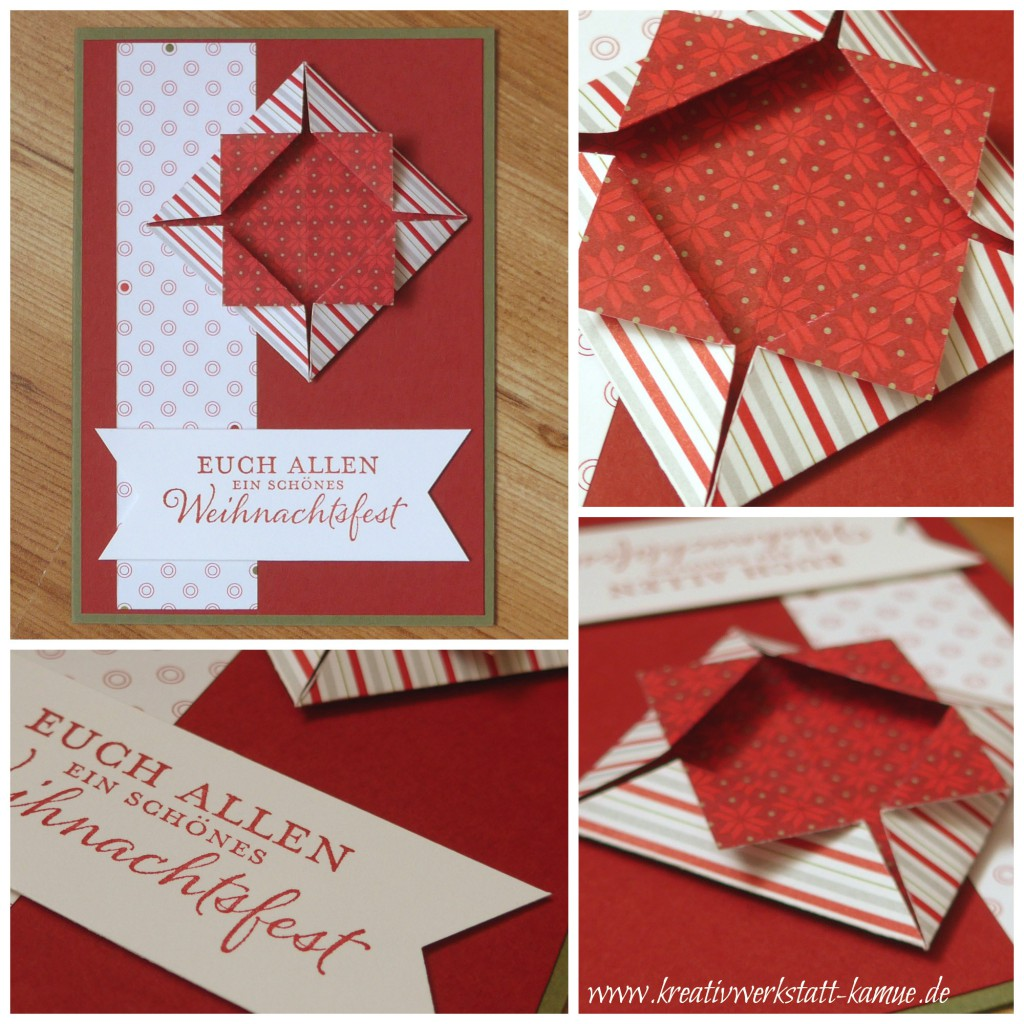 stampin up origami shadow box2