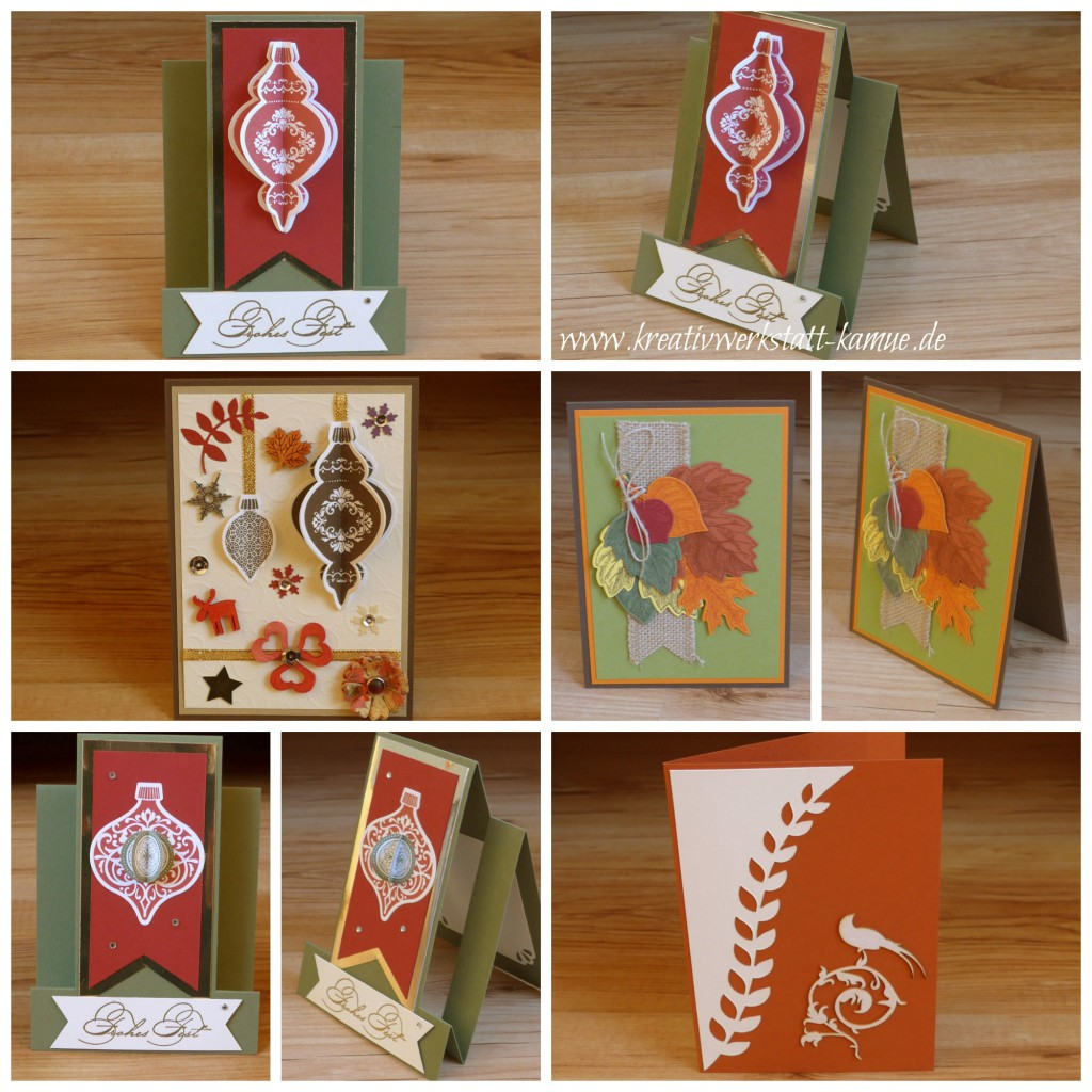 stampin up workshop
