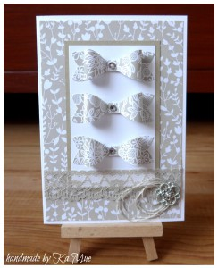 stampin up Something Borrowed Designer 10