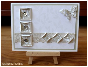 stampin up Something Borrowed Designer