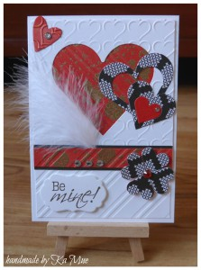stampin up valentin