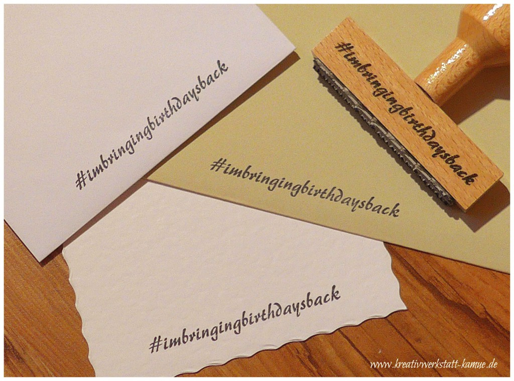 stampin up imbringingbirthdaysback