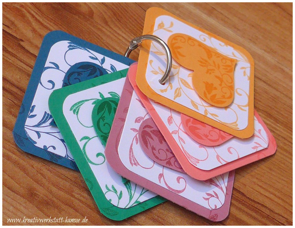 stampin up InColor