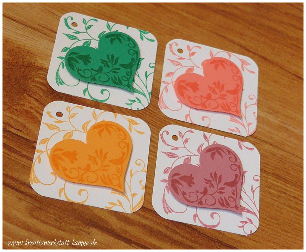 stampin up InColor2