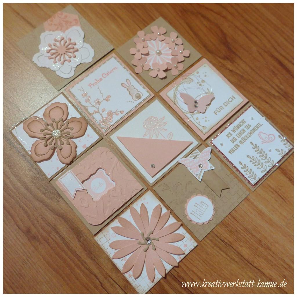 stampin up inchies