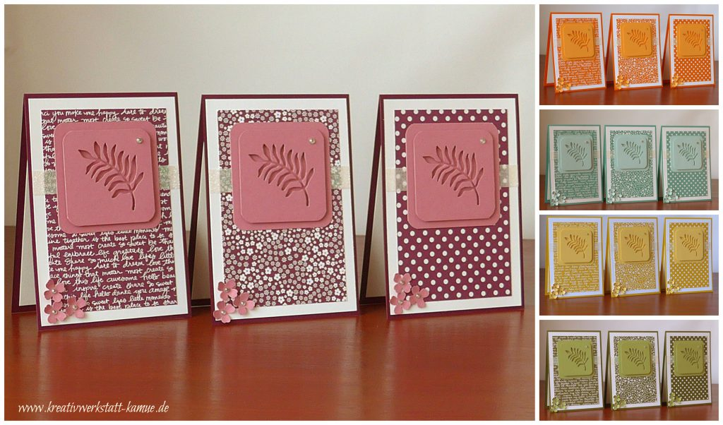 stampin up InColor10