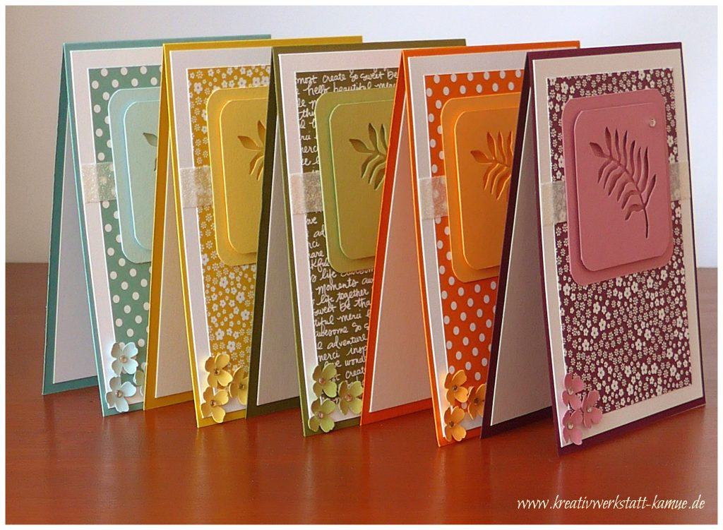 stampin up InColor11