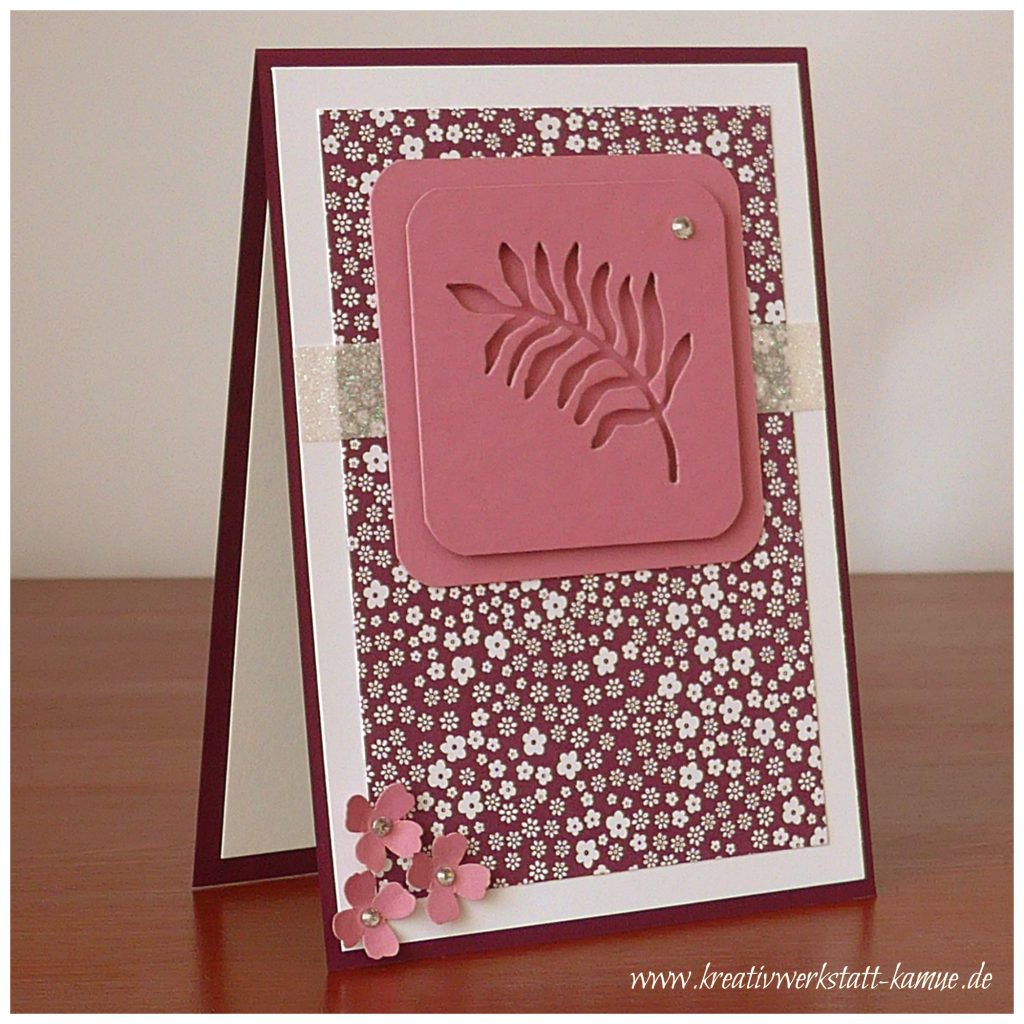 stampin up InColor5