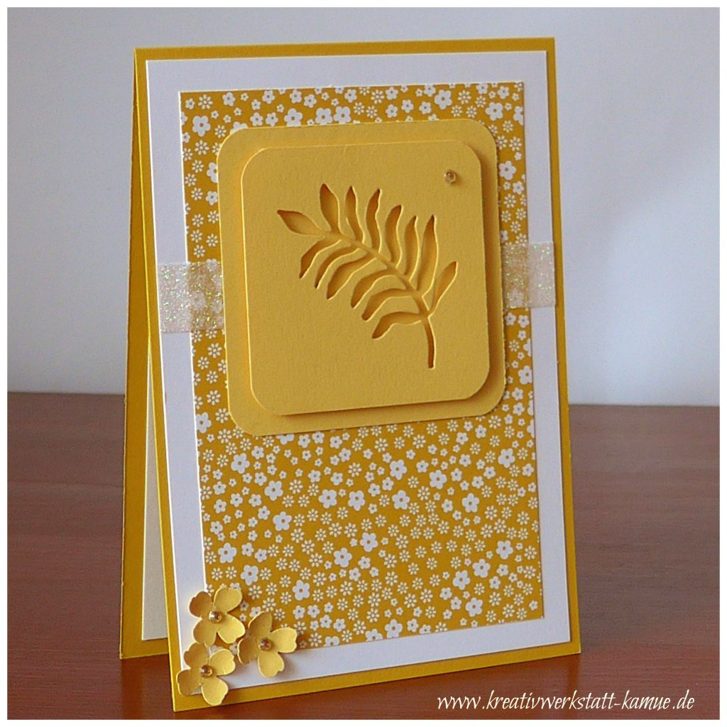 stampin up InColor6