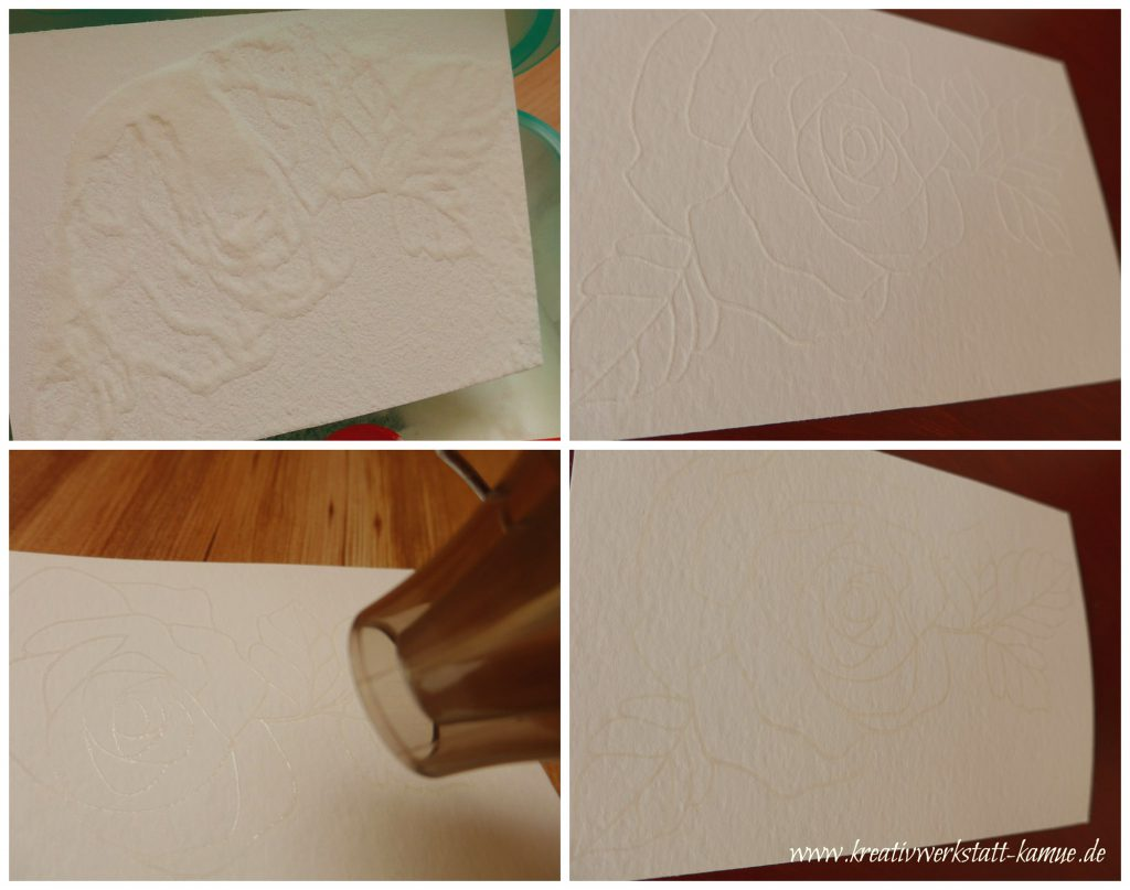 stampin up embossen