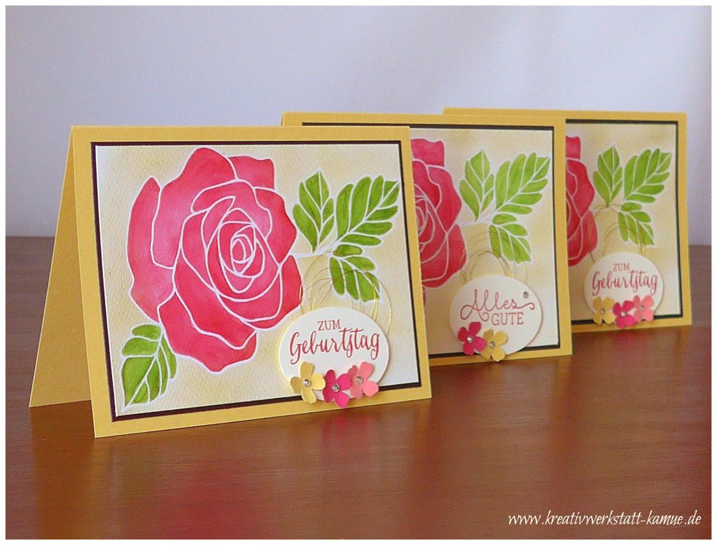 stampin up rosengarten7