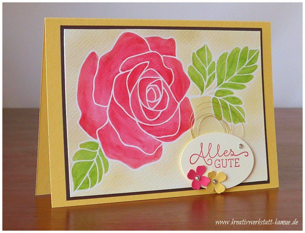 stampin up rosengarten8
