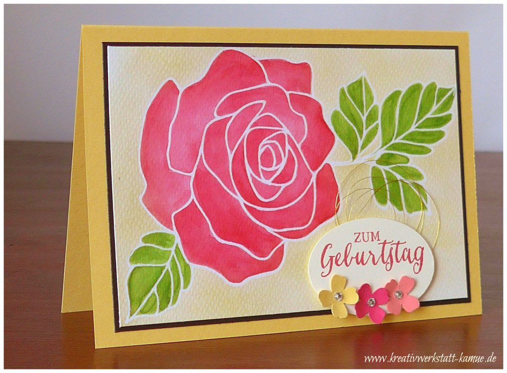 stampin up rosengarten9