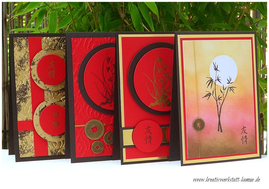 stampin up artistically asian5