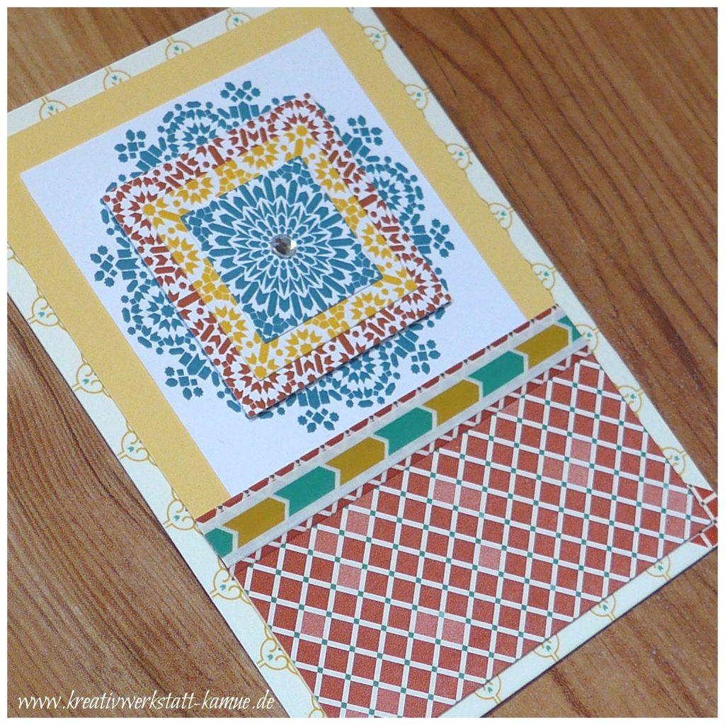 stampin up Moroccan Nights6