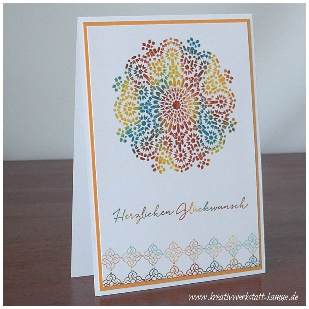 stampin up Moroccan Nights8